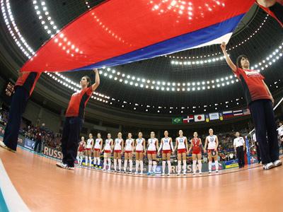 Волейбол. Россия – Доминикана – 3:1