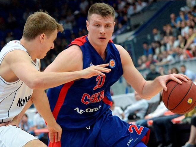 ЦСКА выиграл у «НН» и пробился в финал Единой лиги ВТБ