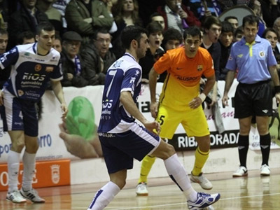 26-й тур чемпионата Испании по мини-футболу