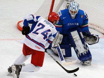 Сборная России без единого поражения добралась до плей-офф