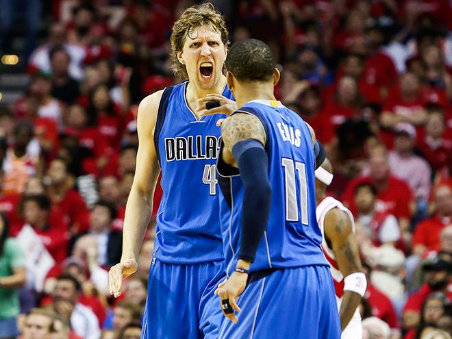 Ставка на матч плей-офф НБА «Даллас» – «Хьюстон»