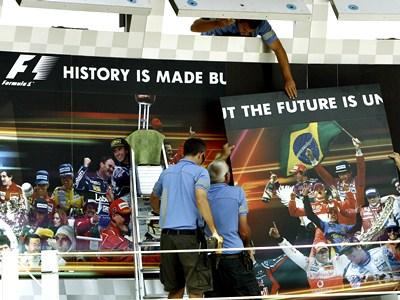 Превью Гран-при Бразилии Формулы-1 в Сан-Паулу