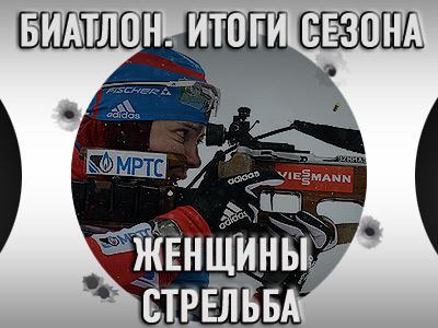 Анализ стрельбы сборной России