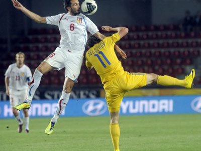 Четыре матча украинцев 6 сентября