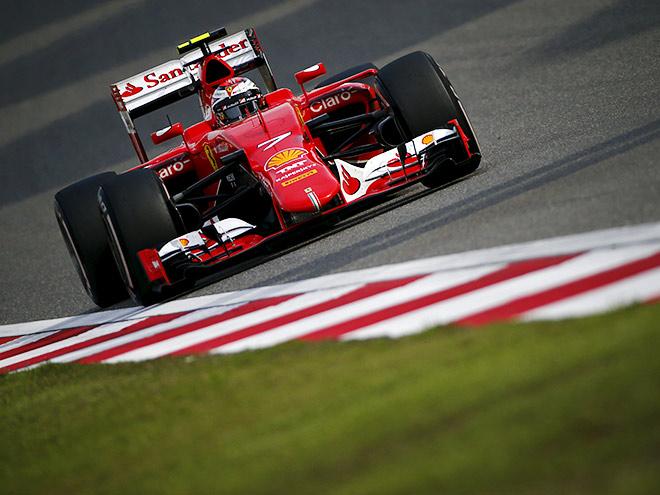 Ставки на Гран-при Китая Формулы-1