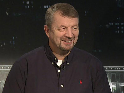Сергей Гимаев на «Трибуне» КХЛ ТВ