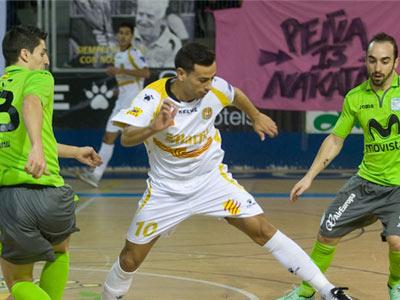 11-й тур чемпионата Испании по мини-футболу