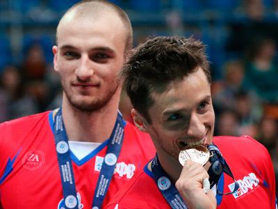 Теодор Тодоров (слева)