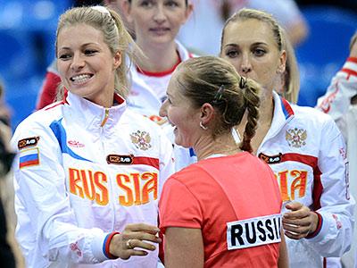 Победа России в 1/4 Fed Cup и поражение Надаля
