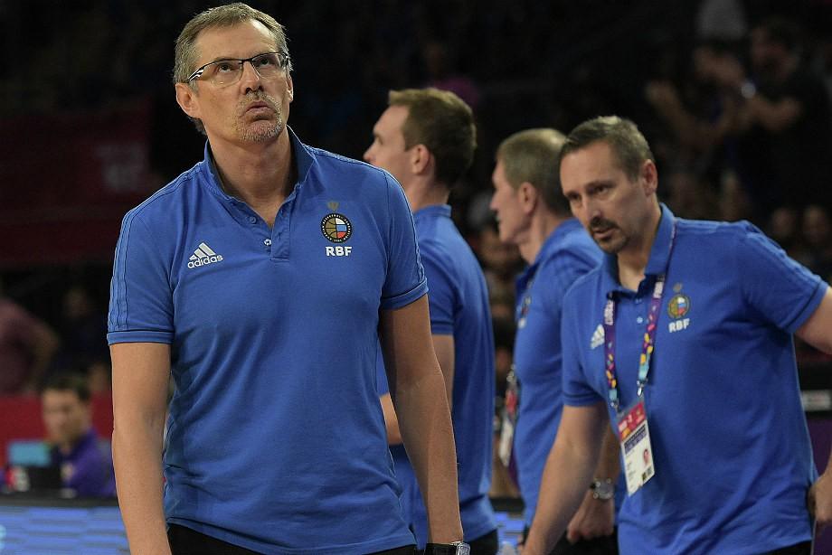 Русские баскетболисты проиграли боснийцам встартовом матче отбора Кубка мира