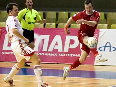Обзор второго тура российской мини-футбольной Суперлиги