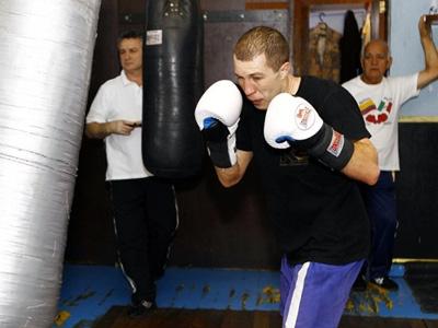 Промоутер Сергея Федченко рассказал о подготовке к бою с Маркесом