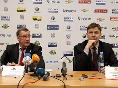 Раймо Сумманен и Валерий Белоусов подвели итоги серии