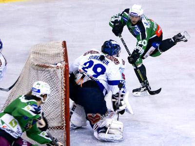 Европейский хоккейный дух