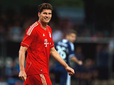 Бундеслига: топ-5 форвардов сезона