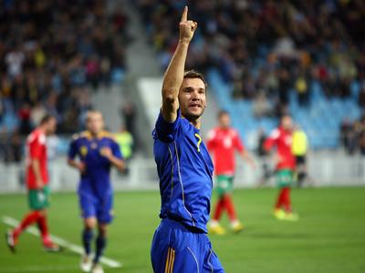 Динамовская победа Украины