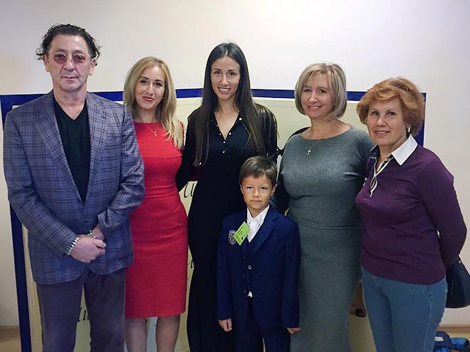 Дети Жиркова, Широкова, Игнашевича идут в 1-й класс