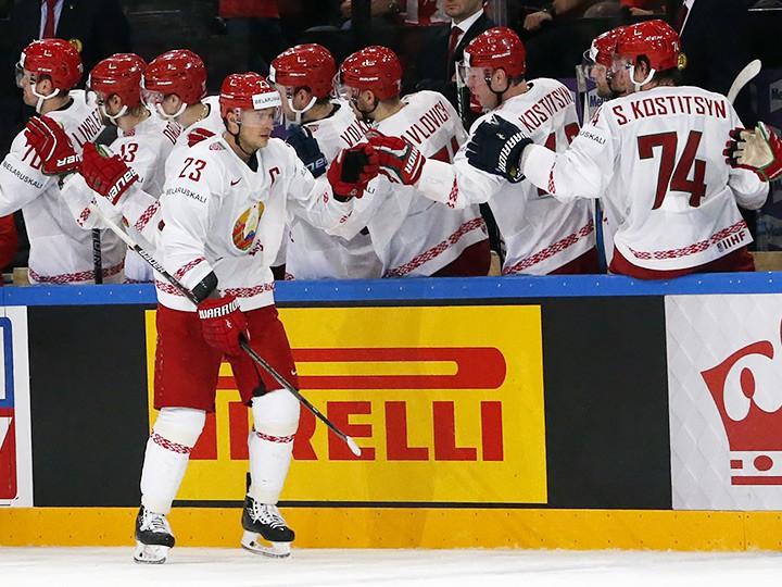 Сборная Швейцарии победила команду Чехии начемпионате мира похоккею