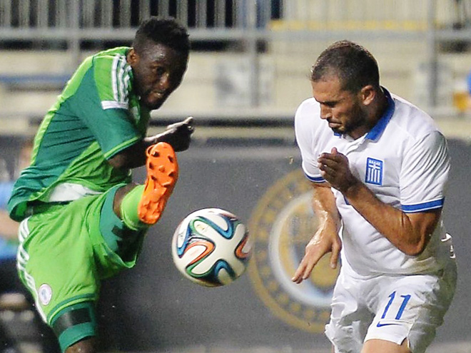 прогноз на матч греция нигерия 4 июня 2017