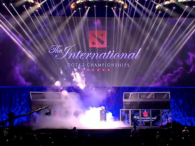 Первый игровой день плей-офф на The International 2016