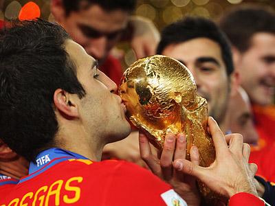 """Фабрегас: победу посвящаю """"Арсеналу"""""""