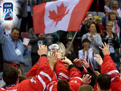 Канада стала победителем ЮЧМ