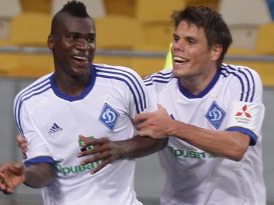 Первый матч «Динамо» в 2013 году