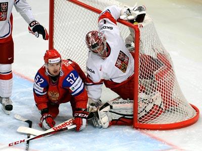 Сборная России выиграла групповой турнир в Стокгольме