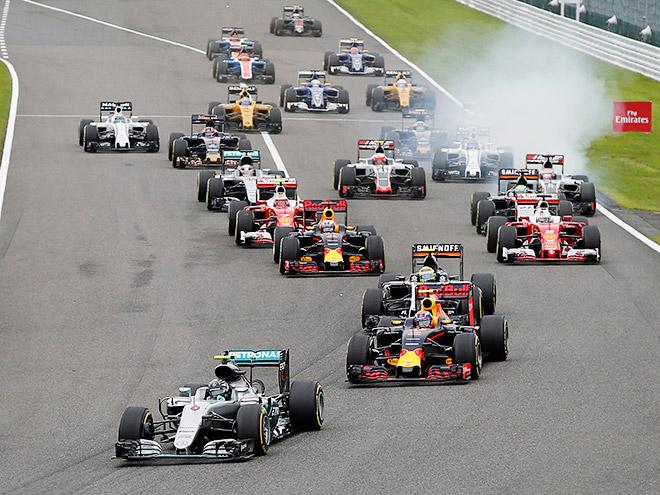 Оценки пилотам за Гран-при Японии Формулы-1