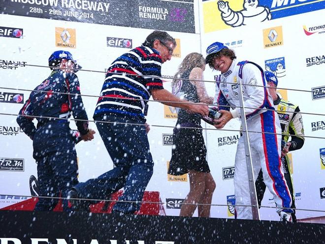 Владелец Moscow Raceway -- о DTM, MotoGP и Ф-1
