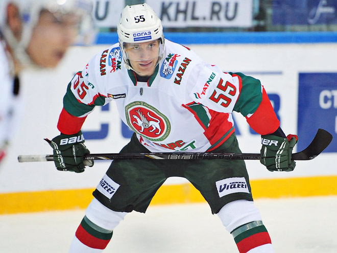 Хоккеисты минского «Динамо» выиграли утольяттинской «Лады»