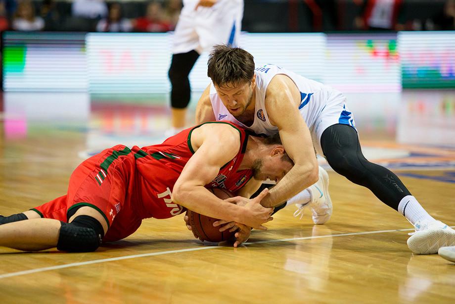 «Зенит» обыграл навыезде «Локомотив-Кубань» иповел всерии плей-офф