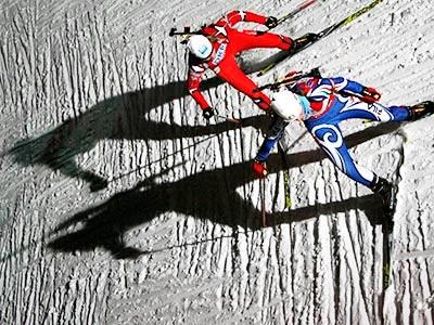 Олимпиада в Сочи. Освещение трассы