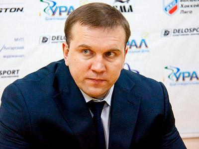 Интервью с главным тренером «Титана»