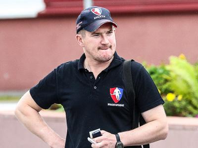 Спортивный директор профсоюза Виктор Чистов рассказал о детском лагере