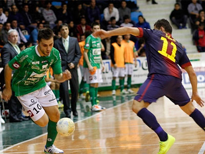 14-й тур чемпионата Испании по мини-футболу