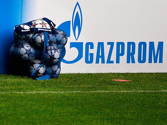 «Газпрома» и УЕФА