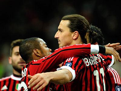 """Хороший знак для """"Милана"""""""