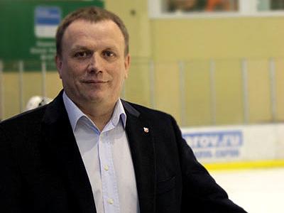 """Гендиректор ХК """"Саров"""" подвел итоги сезона"""