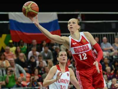 Лондон-2012. Баскетбол. Ирина Осипова