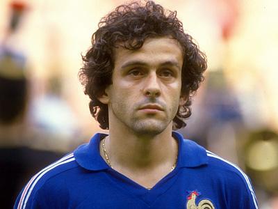 Мишель Платини перед финалом Евро-1984