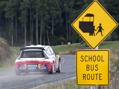 Десять мгновений WRC