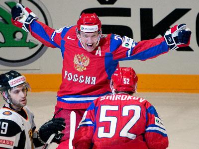 Алексей Терещенко и Семён Варламов – о матче со сборной Германии
