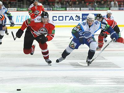 Превью игрового дня КХЛ (27.12.12)