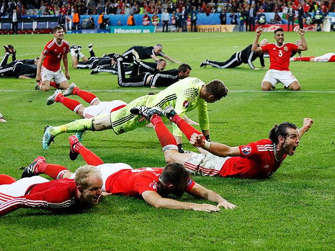 Лучшие фото 18-го игрового дня Евро-2016