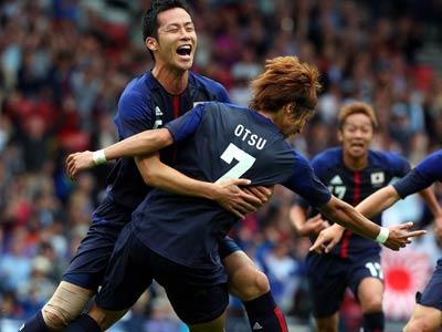 Япония обыграла Испанию