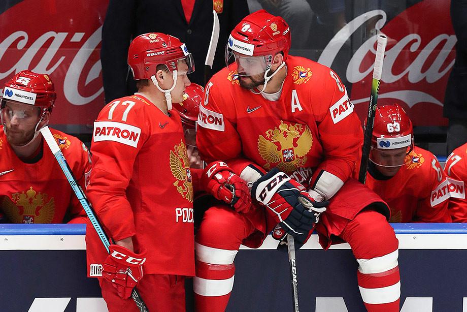 «Нам повезло – Овечкин бросил лишь один раз». Норвегия – о матче с Россией