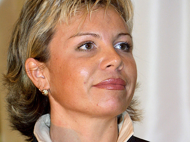 Ольга Слюсарева
