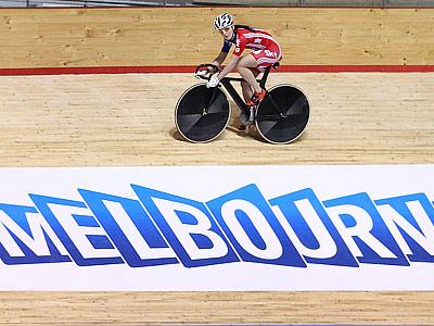Сборная России стартует на чемпионате мира по велоспорту на треке