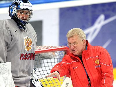 Андрей Макаров и Владимир Мышкин